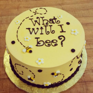 sayings for baby shower cakes