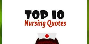 Nurse Quotes Inspirational