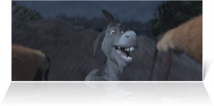 Picture of Donkey (Eddie Murphy) in