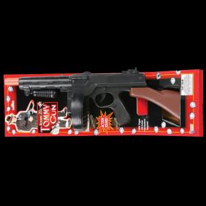Toy Gangster Tommy Machine Gun