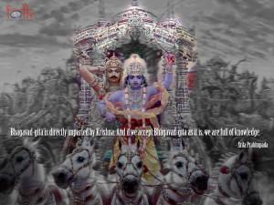 Bhagavad Gita Quotes HD Wallpaper 27