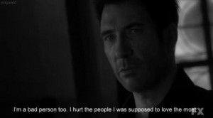 ... bad dylan mcdermott exhausted unhappy sadness scene unloved AMC