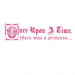 Once Upon A Time Fairy Tale Quote