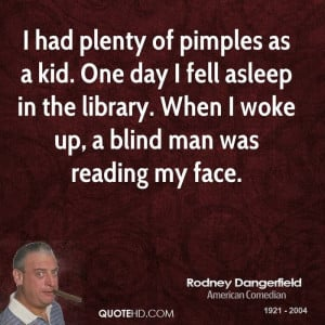 Rodney Dangerfield Quotes | QuoteHD