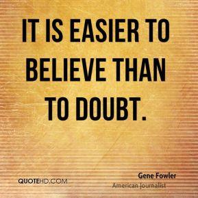 Gene Fowler American Journalist