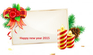 Happy new year 2015 Messages for sister in law
