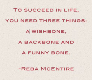 Reba McEntire quote