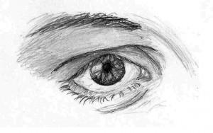 drawing crying sad eyes how to draw crying eyes step 5 sad eyes of ...