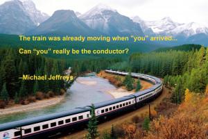 mj train quote