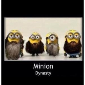 ... image include: cute, minion, minions, despicable me and duck dynasty
