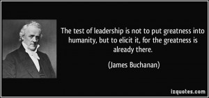 More James Buchanan Quotes