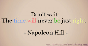 Image: Motivational quotes / Napoleon Hill
