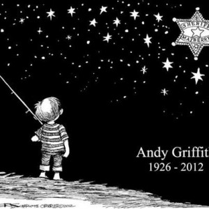 Farewell to Andy Griffith