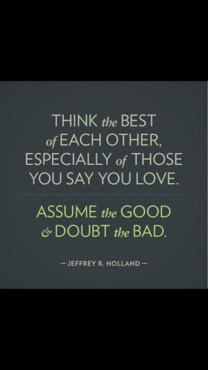 Lds Quotes On Hope Lds quotes. via jessie riley