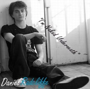 DANIEL radcliffe Quote - harry-potter Fan Art