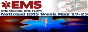 EMS Week Facebook Cover