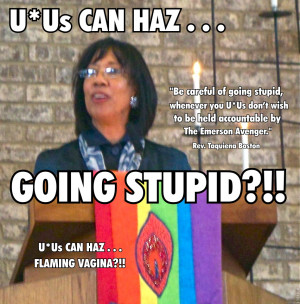 Rev Naomi King