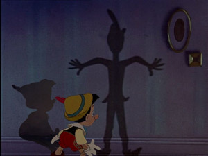 disney crossover Pinocchio and Peters Shadow