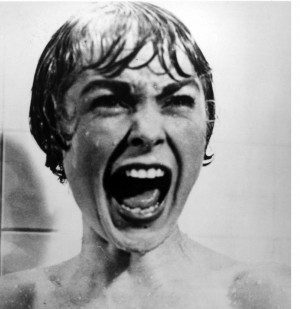 ... used in the horror films psycho and halloween in psycho the focus is