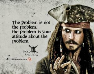 Jack Sparrow Quote