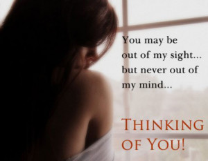 top thinking of you picture quote