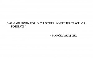 Marcus Aurelius quote HD Wallpaper