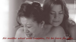 Friendship Quotes | Meredith Gray #Cristina Yang #grey's anatomy ...