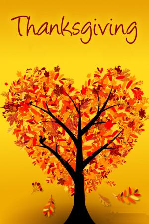 Thanksgiving iPhone Wallpaper