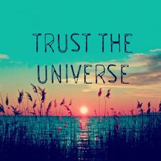 Trust the Universe #inspiration #trust #universe #boho #quotes # ...