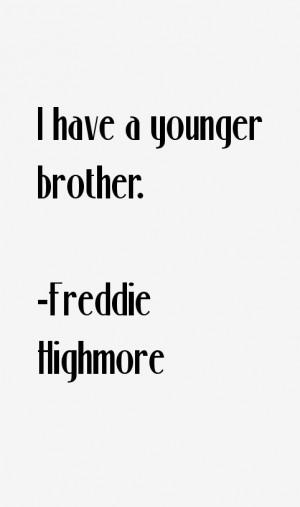 Freddie Highmore Quotes amp Sayings