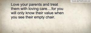 Love Your Parents Quotes