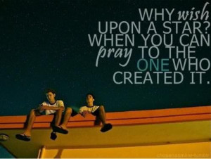 Source: http://creativeldsquotes.blogspot.com/2012/10/why-wish-upon ...