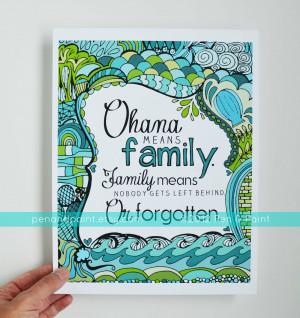 ... family teal hawaii quotes ohana hawaiian proverbs and inspirational