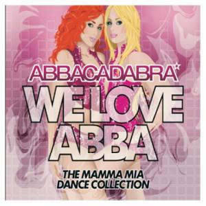 Abbacadabra We Love Abba - The Mamma Mia Dance Collection UK TRIPLE CD ...