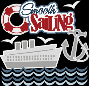 Smooth Sailing SVG Scrapbook Collection cruise svg files cruising cut ...