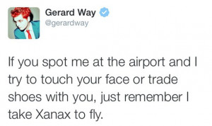 ... , mcr, my chemical romance, quote, quotes, tumblr, twitter, xanax