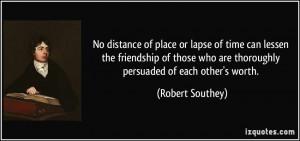 Distance Place Lapse...