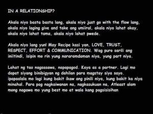 Sad Tagalog Love Story Quotes #2
