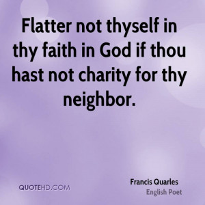 Francis Quarles Faith Quotes
