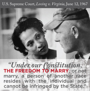 46 years ago, SCOTUS ruled against marriage discrimination in ...
