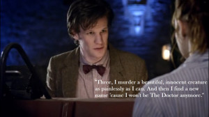 9th Doctor Quotes The doctor: nobody talk to me.