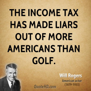Income Tax Funny Quotes