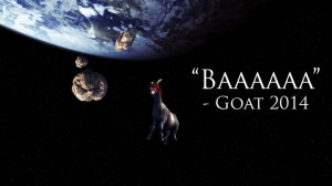 Goat Simulator 2014 Quote