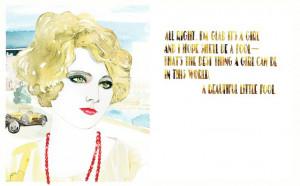 Daisy Buchanan - Well Read Women
