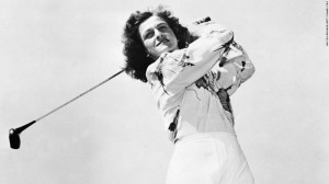Babe Didrikson Zaharias is the most successful athlete to have taken ...