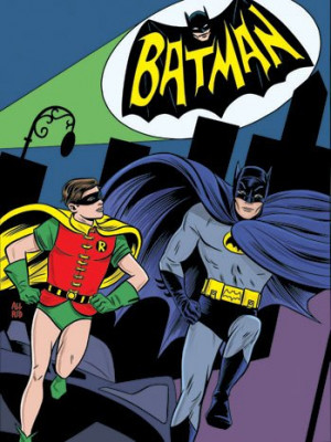 TV shows when it comes to home release, but finally the 1966 Batman TV ...