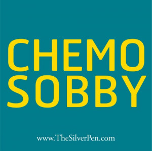 It's been a rough, rough week. Chemo last Tuesday knocked me down ...