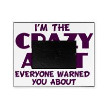 crazy aunt Picture Frame for