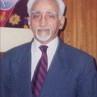 Politician Mohammad Hamid Ansari