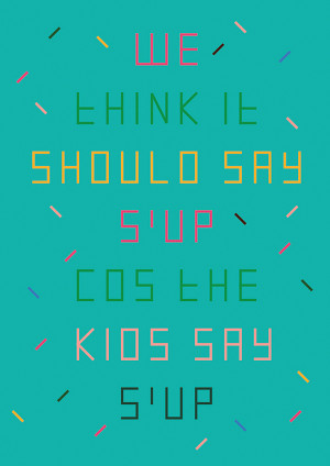 Creative Catharsis: Posters of Strange Client Quotes